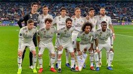 Реал Мадрид – Райо Вальекано: прямая трансляция