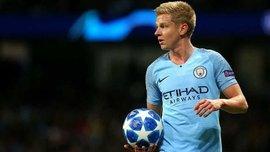 Манчестер Сіті – Евертон: Зінченко не потрапив у стартовий склад у свій День народження