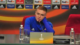 Циганков увійшов у топ-3 найкращих молодих гравців групового етапу Ліги Європи, – Whoscored