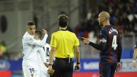Ейбар та Валенсія розійшлись миром: 16-й тур Прімери, матчі суботи