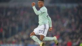Алаба забив у Бундеслізі в 9-му сезоні поспіль і встановив цікаве досягнення