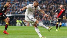 Реал – Райо Вальекано – 1:0 – видео гола и обзор матча