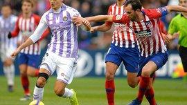 Вальядолид – Атлетико – 2:3 – видео голов и обзор матча