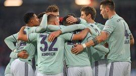 Ганновер – Бавария – 0:4 – видео голов и обзор матча