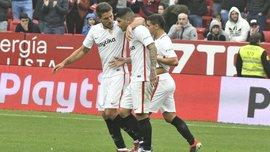 Севілья – Жирона – 2:0 – відео голів та огляд матчу