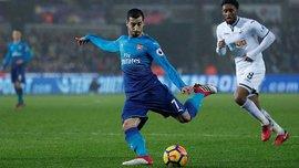 Саутгемтпон – Арсенал: Мхітарян оформив перший дубль в АПЛ