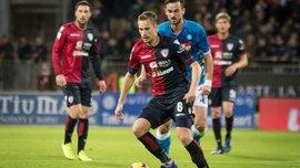 Кальяри – Наполи – 0:1 – видео гола и обзор матча