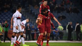 Рома – Дженоа – 3:2 – видео голов и обзор матча