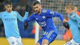 Лестер – Манчестер Сити – 1:1 (пен 1:3) – видео голов и обзор матча