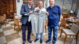 Сампаолі офіційно представлений у ролі головного тренера Сантоса