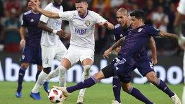 Аль-Айн в серии пенальти победил Ривер Плейт, став первым финалистом Клубного чемпионата мира