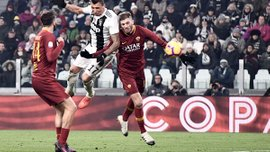 Ювентус – Рома – 1:0 – видео гола и обзор матча