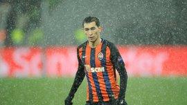 Степаненко став найкращим гравцем Шахтаря в грудні