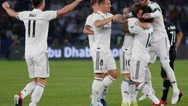 Реал – Аль-Айн – 4:1 – видео голов и обзор матча