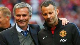 Гіггз покинув тренерський штаб Манчестер Юнайтед через Моурінью, – The Times