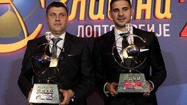 Соперник сборной Украины Митрович признан лучшим игроком года в Сербии