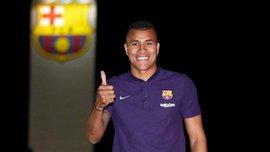 Мурільйо емоційно прокоментував свій перехід в Барселону