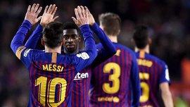 Барселона перервала безпрограшну серію Сельти – екс-тренера Шахтаря били завдяки генію Мессі