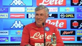 Анчелотти прокомментировал информацию о желании Наполи купить Павара