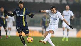 Интер упустил победу над Кьево, Парма и Болонья не выявили сильнейшего: 17-й тур Серии А, матчи субботы