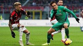 Милан – Фиорентина – 0:1 – видео гола и обзор матча