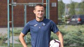 Капітан Олімпіка Гришко: Я повинен погодитися з тим, що мені пропонує тренер, а інакше не буду грати