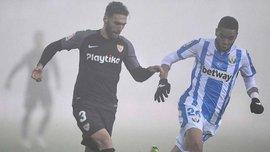 Леганес – Севилья – 1:1 – видео голов и обзор матча
