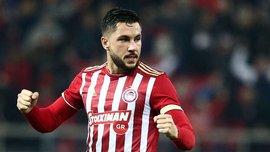 Нападник Олімпіакоса: Потрібно окремо попрацювати над матчами з Динамо