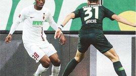 Аугсбург – Вольфсбург – 2:3 – видео голов и обзор матча