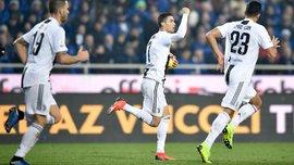Аталанта – Ювентус – 2:2 – видео голов и обзор матча