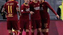 Дзаньоло пристыдил защиту Сассуоло – роскошный дебютный гол полузащитника Ромы