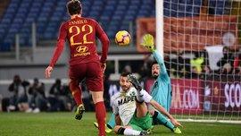 Рома – Сассуоло – 3:1 – відео голів та огляд матчу