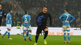Интер – Наполи – 1:0 – видео гола и обзор матча