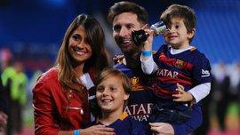 Месси признался, что сын делает ему замечания, когда Барселона демонстрирует плохие результаты