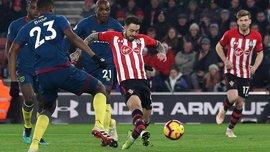 Саутгемптон – Вест Хэм – 1:2 – видео голив и обзор матча