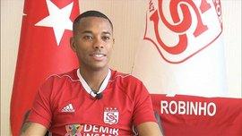 Робінью змінив клуб – він може повернутись у Лігу чемпіонів