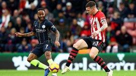 Саутгемптон – Манчестер Сити – 1:3 – видео голов и обзор матча