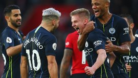 Саутгемптон – Ман Сити: Зинченко раздает голы и впечатляет, или Судья не пускает украинца в ад, а Ливерпуль – в отрыв