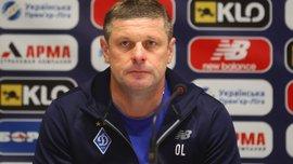 Лужний: Як я буду в обхід головного тренера йти до керівництва і скаржитись на проблеми команди?