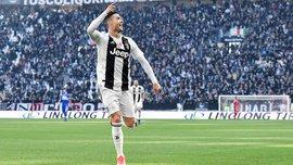 Ювентус – Сампдория – 2:1 – видео голов и обзор матча