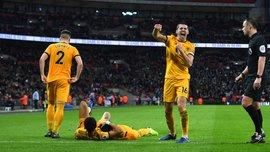 Тоттенхэм – Вулверхэмптон – 1:3 – видео голов и обзор матча