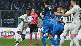 Эмполи – Интер – 0:1 – видео гола и обзор матча