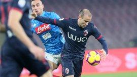 Наполи – Болонья – 3:2 – видео голов и обзор матча