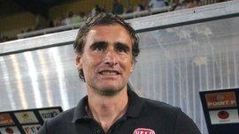 Дижон уволил главного тренера