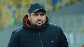 Мазяр официально возглавил Горняк-Спорт