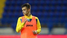 Шепелєв пригадав свій дебют за збірну України