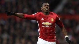 Погба – найкращий гравець Манчестер Юнайтед у грудні