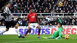 Ньюкасл – Манчестер Юнайтед – 0:2 – видео голов и обзор матча