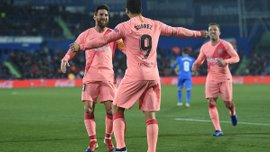 Хетафе – Барселона – 1:2 – відео голів та огляд матчу