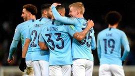 """Манчестер Сіті – Бертон: історичний розгром у півфіналі Кубка ліги, монструозність """"містян"""" та якісний прорив Зінченка"""